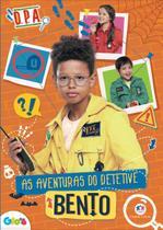 Livro - Detetives do Prédio Azul - As aventuras do detetive Bento -