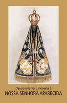 Livro - Devocionário e novena a Nossa Senhora Aparecida -