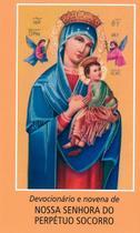 Livro - Devocionário e novena a Nossa Senhora do Perpétuo Socorro -