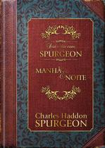Livro - Dia a dia com Spurgeon - Caixa presente -