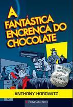 Livro - Diamond Brothers - A Fantástica Encrenca Do Chocolate -
