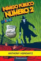 Livro - Diamond Brothers - Inimigo Público Número 2 -