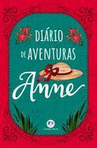 Livro - Diário de Aventuras Anne -
