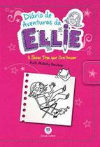 Livro - Diário de aventuras da Ellie - O show tem que continuar - Livro 5 -