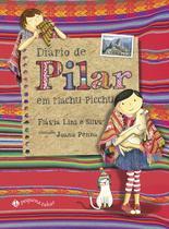 Livro - Diário de Pilar em Machu Picchu -