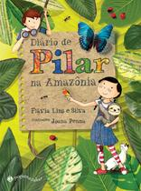 Livro - Diário de Pilar na Amazônia -