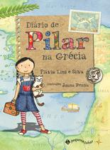 Livro - Diário de Pilar na Grécia -