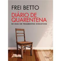 Livro - DIÁRIO DE QUARENTENA -