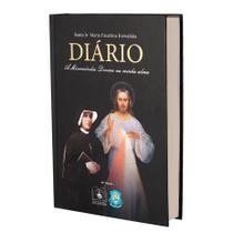 Livro Diário De Santa Faustina Misericórdia Divina Capa Dura - Mãe Rainha