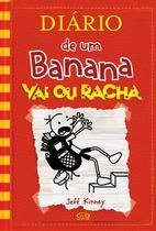 Livro - Diário de um banana 11: vai ou racha -
