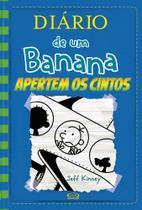 Livro - Diário de um banana 12: apertem os cintos -