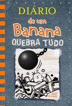 Livro - Diário de um Banana 14: Quebra Tudo -