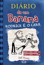 Livro - Diário de um banana 2: Rodrick é o cara -