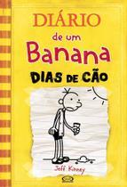 Livro - Diário de um banana 4: dias de cão -