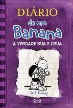 Livro - Diário de um banana 5: a verdade nua e crua -