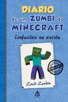 Livro - Diário de um zumbi do Minecraft 5 -