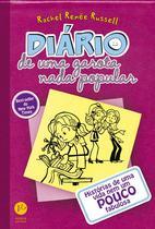 Livro - Diário de uma garota nada popular 1 -