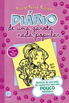 Livro - Diário de uma garota nada popular 10 -