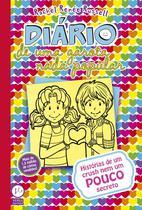 Livro - Diário de uma garota nada popular 12 -