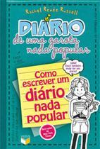 Livro - Diário de uma garota nada popular 3 ½ -