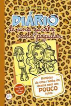 Livro - Diário de uma garota nada popular 9 -