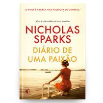 Livro Diário de Uma Paixão - Nicholas Sparks - Avon