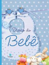 Livro - Diário Do Bebê Meninos -