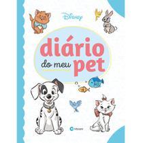 Livro - DIARIO DO MEU PET - DISNEY -
