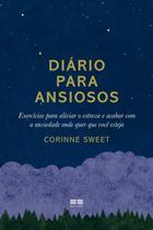 Livro - Diário para ansiosos -