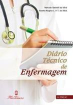 Livro - Diário Técnico de Enfermagem - Martinari