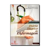 Livro - Diario Técnico de Enfermagem - Tardelli# - Martinari -