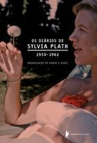 Livro - Diários de Sylvia Plath -
