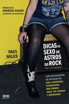 Livro - Dicas de sexo de astros do rock -
