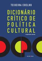 Livro - Dicionário critico de política cultural -
