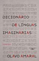 Livro - Dicionário de línguas imaginárias -