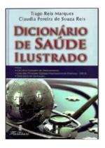 Livro Dicionário De Saúde Ilustrado Editora Martinar -