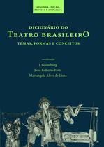 Livro - Dicionário do teatro brasileiro -