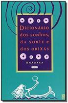 Livro - Dicionario Dos Sonhos, Da Sorte E Dos Orixas -