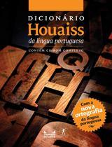 Livro - Dicionário Houaiss da língua portuguesa -