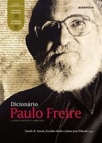 Livro - Dicionário Paulo Freire – 4ª Edição Ampliada e Revisada -