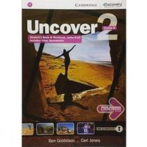 Livro Didático Uncover Combo 2B - Student's Book & Workbook - Cambridge -  UNICA -