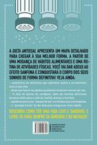 Livro - Dieta antissal: 4 semanas para emagrecer e tornar-se mais saudável -