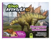 Livro - Dino Aventura 4D -
