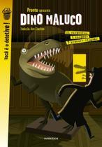 Livro - Dino Maluco -