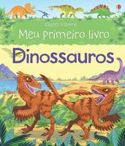 Livro - Dinossauros : Meu primeiro livro -