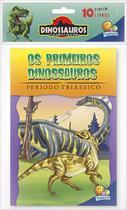Livro - Dinossauros.Os gigantes da Terra - Kit com 10 und. -