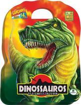 Livro - Dinossauros - os gigantes da terra -