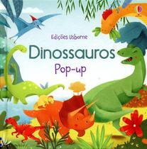 Livro - Dinossauros : Pop-up -