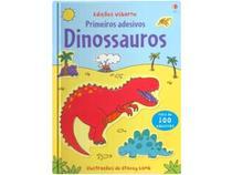 Livro - Dinossauros : Primeiros adesivos -
