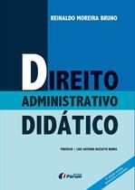 Livro - Direito administrativo didático -